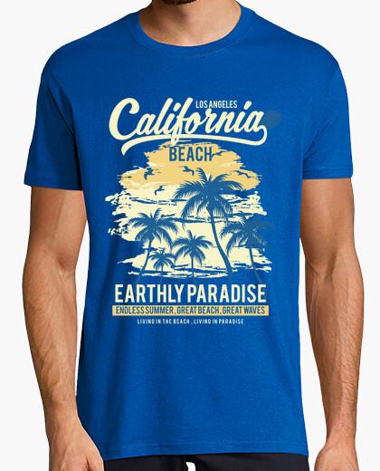 Tee-shirt california beach