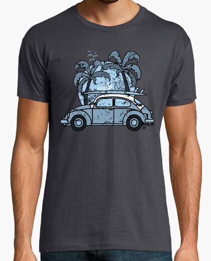 T-shirt california dreams il blues