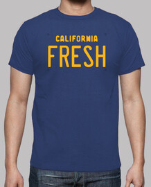 California FRESH - Matrícula Taxi (El Principe de Bel-Air)
