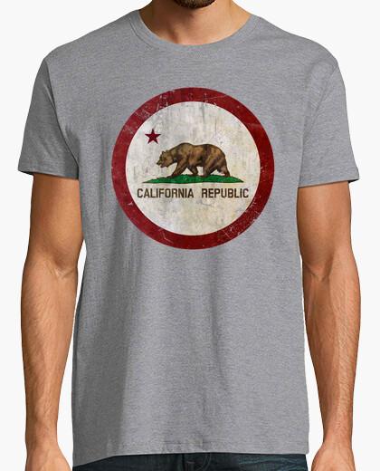 Camiseta California Republic Air Force Emblem