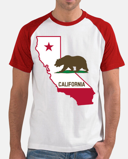 Camiseta California, USA
