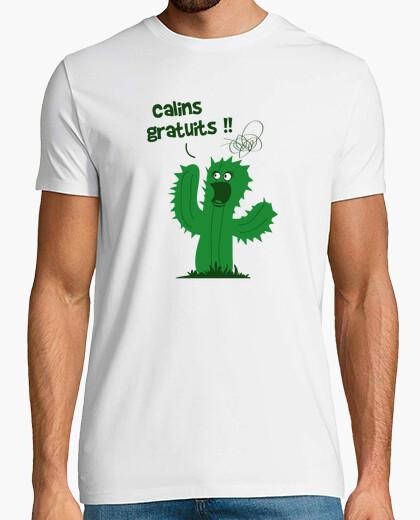 Tee-shirt Calins Gratuits