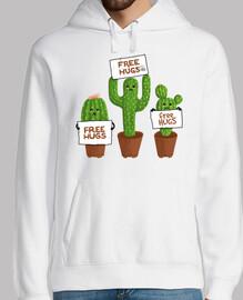 câlins gratuits cactus