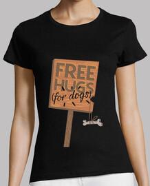 câlins gratuits pour chiens