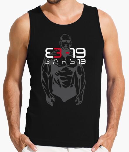 Camiseta CALISTENIA - CHICO WEIGTH BARS19