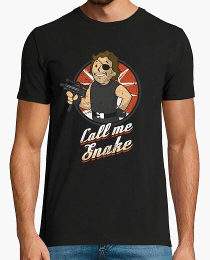 Camiseta Call me Snake