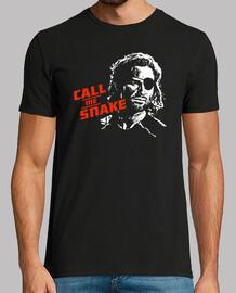 Call Me Snake - 1997, Fuga da New York