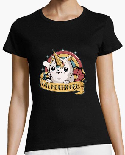 Camiseta Call me unicorn