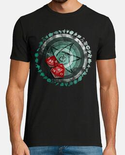 call of cthulhu black t-shirt