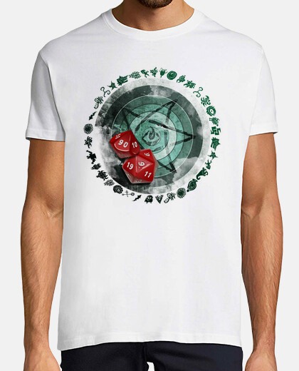 call of cthulhu white shirt