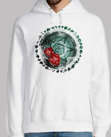 call of cthulhu white t-shirt