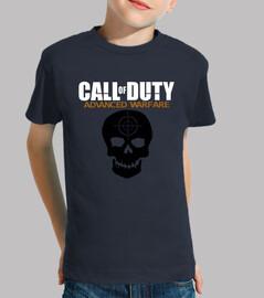 Call of Duty Niño-a