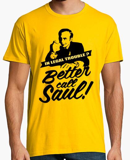 T-shirt call saul