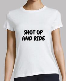 callar y montar / moto / motociclistas