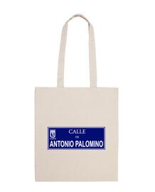 Calle de Antonio Palomino
