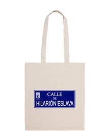 Calle de Hilarión Eslava
