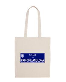 Calle de Príncipe Anglona