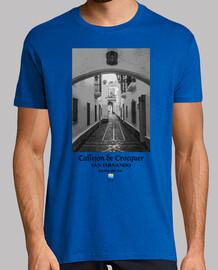 Callejón de Crocquer. San Fernando. Cádiz