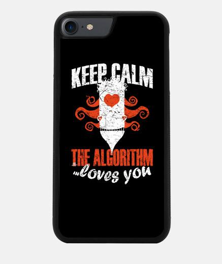 calma amore iphone 7 e 8 bl
