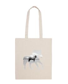 calma horse - sling tela