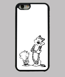 Calvin y hobbes iPhone 6