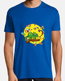 camaleón animafiesta