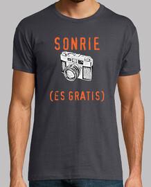Cámara Carrete - Sonríe, es gratis