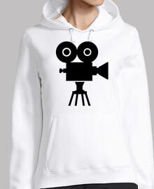 cámara de cine