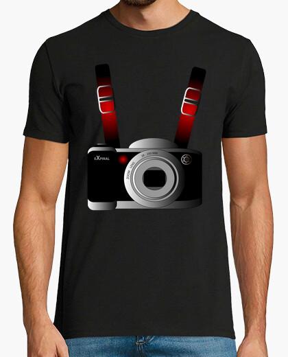 Camiseta CAMARA DE FOTOS