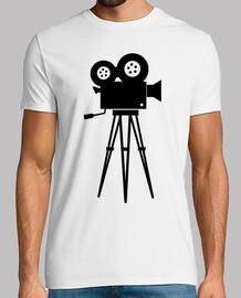 cámara del cine negro