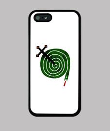Cámara Secreta - Funda Iphone 4/5