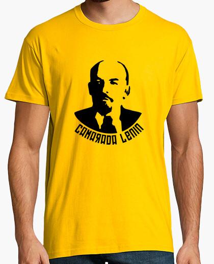 Camiseta Camaradad Lenin