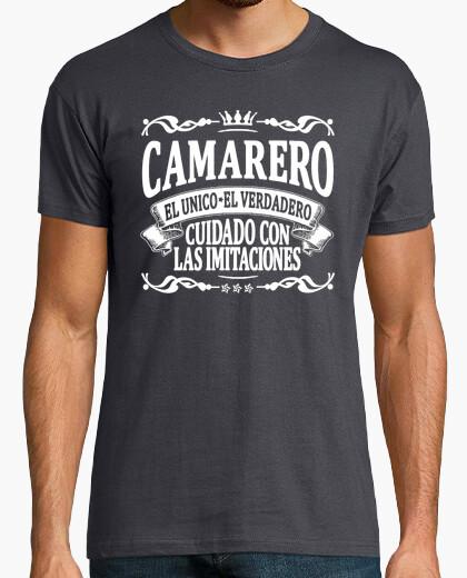 Camiseta Camarero
