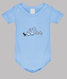 Cambio de estilo- Body bebé