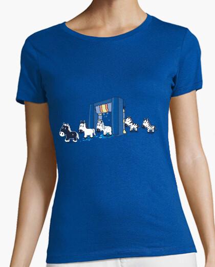 Cambio de estilo- Camiseta mujer