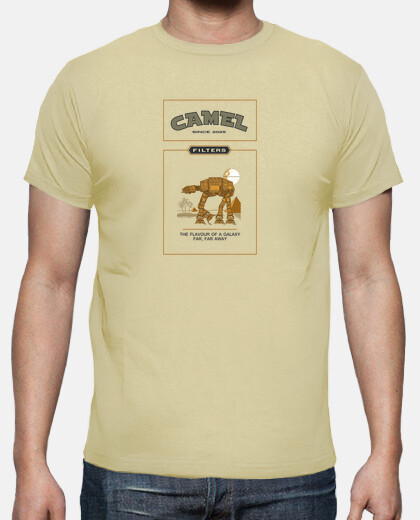 Camisetas Camel Galaxy