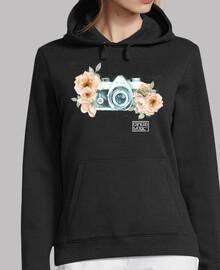 Camera Flower