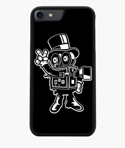 Cover iPhone 7 / 8 cameraman clesico