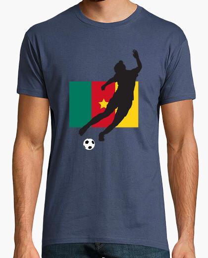 Camiseta camerún - wwc