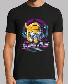 camicia da uomo scarabeo rad