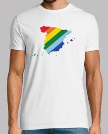 camicia gay pride spagna
