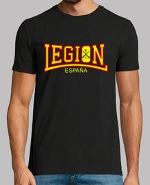 e6189c0f163e mortale daft  maniaco  camicia legione spagnola mod.5 ...