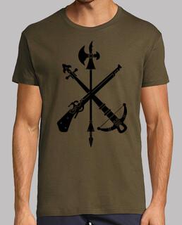 camicia legione spagnola mod.9