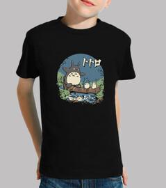 """camicia per bambini """"vicini di casa nel bosco"""""""