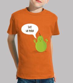 camicia per kids'm pera