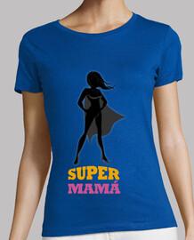 camicia per le madri supermom