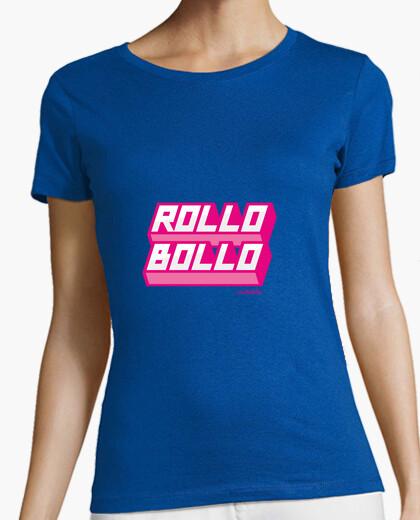 T-shirt camicie per lesbiche: rotolo gay