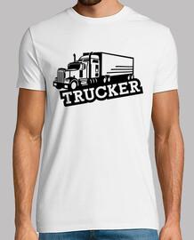camión camionero
