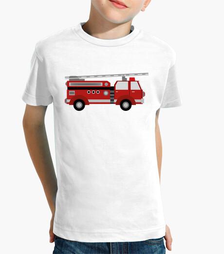Vêtements enfant Camion de pompiers
