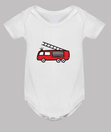 camion dei pompieri pompiere